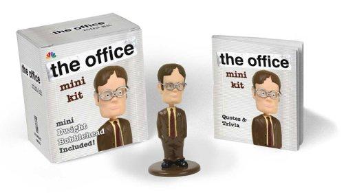 The Office Mini Kit: Mini Dwight Bobblehead Included! (RP Minis)
