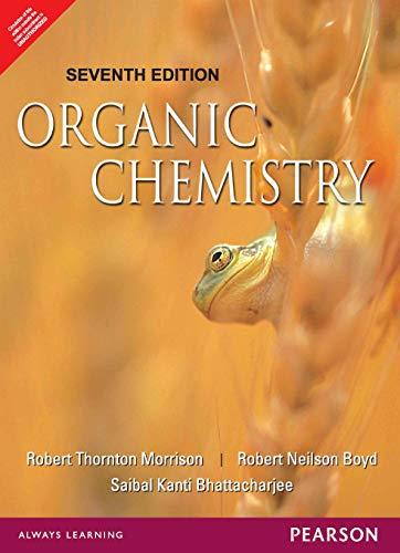 ORGANIC CHEMISTRY 7ED