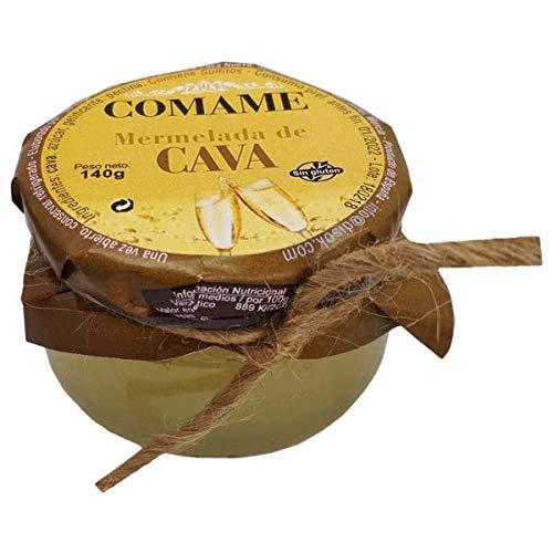 Lote de 24 Mermeladas CAVA 140 Gr. - Mermeladas Originales para Detalles de Bodas, Recuerdos y regalos de Comuniones y Bautizos