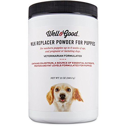 Well & Good Puppy Milk Replacer, 12 oz