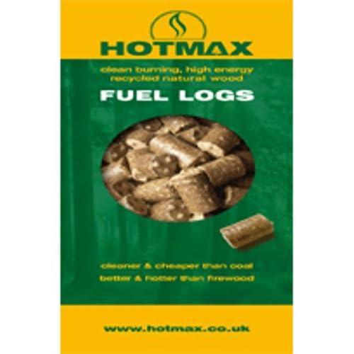 Hotmax Fuel Logs, 10 Kg