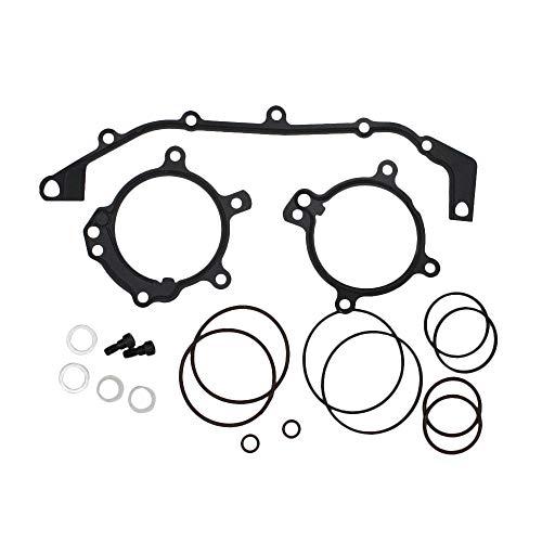 Tickas Dual Vanos,Dual Vanos O-Ring Seal Repair Kit for BMW E36 E39 E46 E53 E60 E83 E85 M52tu M54 M56