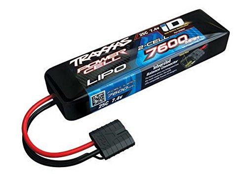 Traxxas Modellbau-Akkupack (LiPo) 7.4 V 7600 mAh Zellen-Zahl: 2 25 C Box Hardcase Traxxas iD