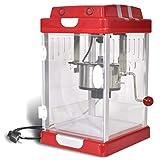 vidaXL Machine à Pop Corn Professionnelle 2,5 oz Appareil...
