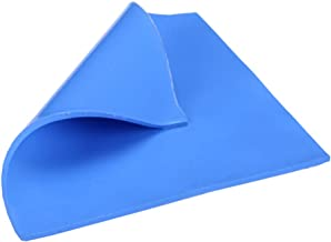 Thermal Pad 2mm Marame 100x100x2 mm Blue Soft Thermal Conductive Silicone Pad