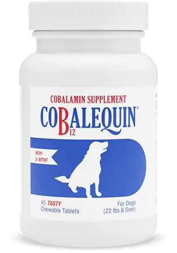 Top 10 best selling list for b 12 supplements for dogs
