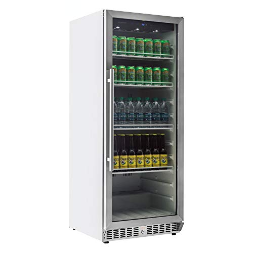 EdgeStar VBR440 11.2 Cu. Ft. Built-In Commercial Beverage Merchandiser