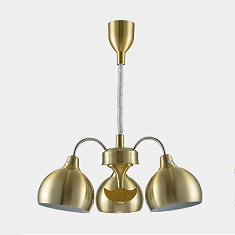 LOFT Retro Industrial Wind Bügeleisen Künste heben Teleskop Kronleuchter Kleidung Shop Cafe Bar Restaurant Lampe Leuchten