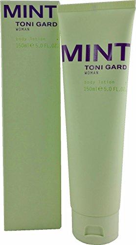 Toni Gard Lotion pour le corps pour femme - Menthe - 150 ml