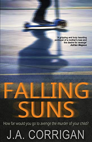 Falling Suns by [J. A. Corrigan]