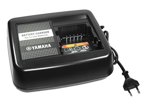 Yamaha Unisex– Erwachsene Ladegerät-3050801250 Ladegerät, Schwarz, One Size