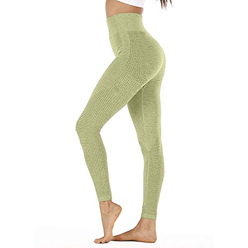 Discover Bargain Steagoner Yoga Leggings Petite Length Yoga Leggings for Women high Waist Tummy Cont...