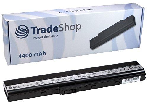 Hochleistungs Laptop Notebook AKKU 4400mAh für ASUS A40J A-40-J A40J A40JA A40JE A40JP A42 A-42 A42D A42DE A42DQ A42QR A42E A42F A42J A42JA A42JC A42JE A42JK A42JR A42JV ASUS A52 A-52 A52F A52J A52JB