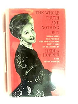 Hardcover The Whole Truth and Nothing But Book
