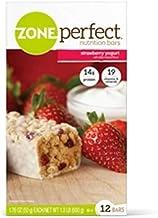 Zone Perfect Classic Strawberry Yogurt Nutrition Bar, 1.76 Ounce -- 36 per case.