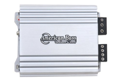 American Bass VFL1880.1D - 1 Channel 1800W AMP 1 OHM Stable 900W RMS