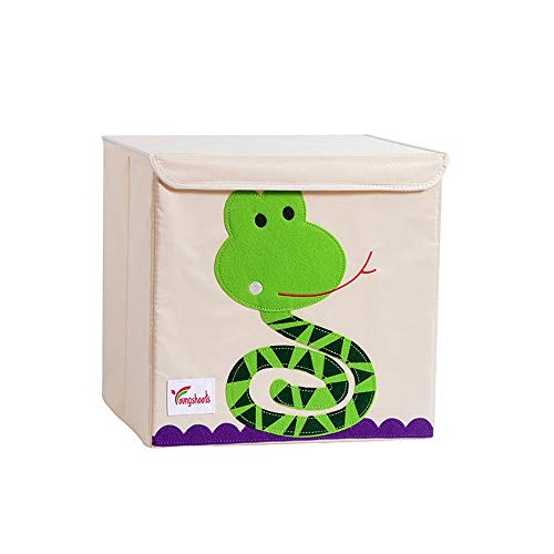 Finition de stockage Bins Panier de rangement - for l'organisation de jouets for bébés Jouets enfants Rangement Jouets for chiens Jouets for bébé Vêtements for enfants Livres Toy Box Toy Box de stocka