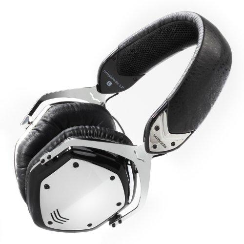 V-MODA Crossfade LP Over-Ear Noise-Isolating Metal Headphone