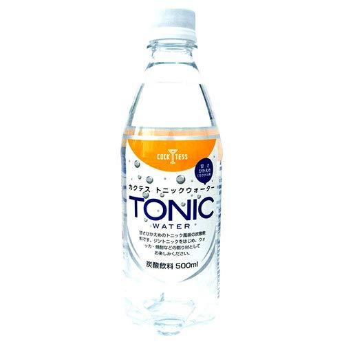 木村飲料『カクテス トニックウォーター』