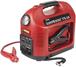 Wagan 7556 JumpBoost V10 Air Jump Starter Air Compressor 12v DC and USB Power Ports