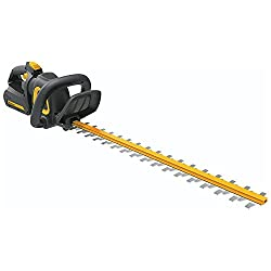Poulan Pro Hedge Trimmer, battery powered