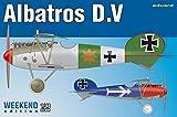 Eduard EDK8408 Kit 1:48 Weekend-Albatros D.V Model, Various