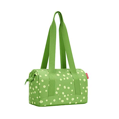 Reisenthel allrounder S Tote da viaggio, 32 cm, 8 liters, Multicolore (Spots Green)