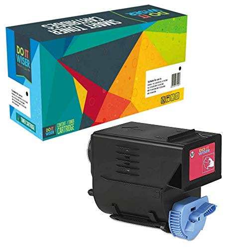 Do It Wiser Toner Cartridges Set For Canon ImageRunner C2880, C3380 - Black Yield 26,000 pages - Color Yield 14,000 pages Photo #4