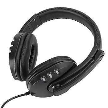 Socobeta Environmental Noise Headphone Headset Omni‑Directional Skin‑Friendly Ergonomic for Gaming