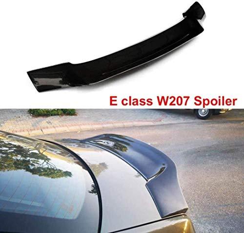 WBXNB Carbon Heckspoiler Active Wing Lip Modifiziert Für Mercedes-Benz E-Klasse W207 Coupé Cabrio 2-Türig Kofferraumflügel Kofferraumlippe 2010-2016