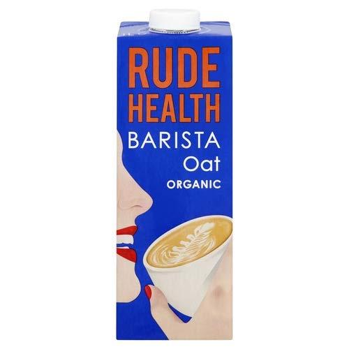 Rude Health Leche de avena edición Barista (5 x 1 litro)