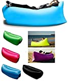 puntoluceled - Saco de sofá Hinchable Impermeable, colchoneta Hinchable para Tumbona, Vacaciones, Playa, Cama de Aire
