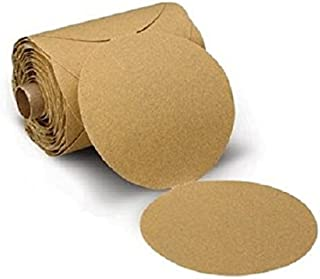 3M(TM) Stikit(TM) Paper Disc Roll 236U, C-weight, Pressure-Sensitive Adhesive (PSA) Attachment, Aluminum Oxide, 5