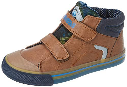 Zapatillas Lona Niño Pablosky Marrón 964740 32