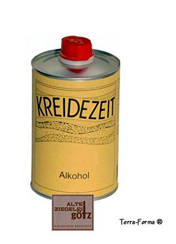 Alkohol Kreidezeit Lösemittel vergällt 1 Liter