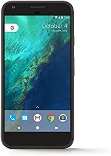 "GOOGLE Pixel XL Factory Unlocked Phone - 5.5"" Screen - 32GB - Black (G-2PW2100)"