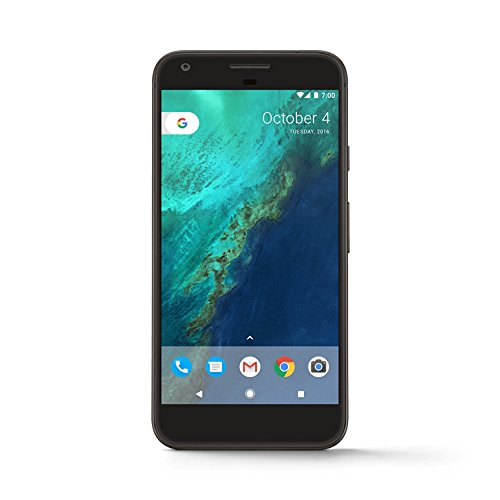 Google Pixel XL 32GB 5.5'' 12MP SIM-Free Smartphone in Black