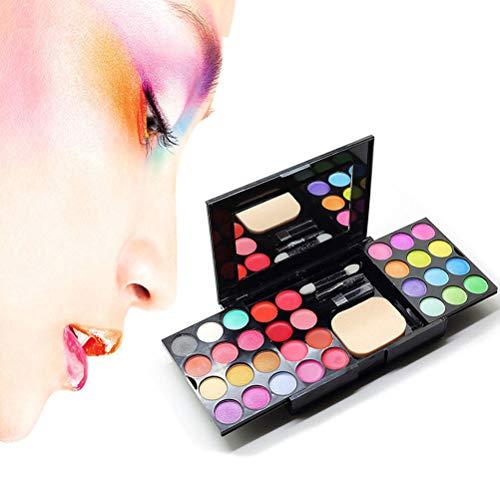 Wiivilik Piano de Maquillaje en Forma de Maquillaje Sombra de Ojos Paleta...