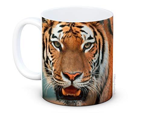 Herrlicher Bengal Tiger - Hochwertigen Kaffeetasse Becher