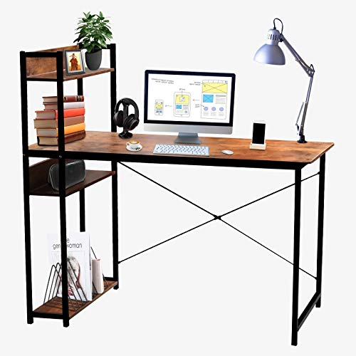 (55% OFF) Computer Home Office Desk W/ Storage  $44.99 – Coupon Code
