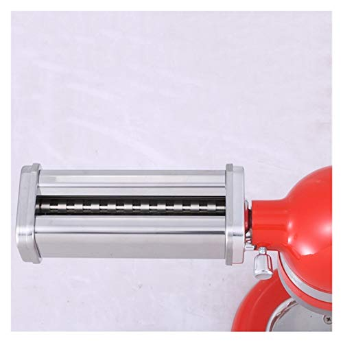 QSCTYG Manuelle Nudelmaschinen Nudelmaschine Zubehör Gebrauchte for Küche Noodle Schneidemaschine Walzen Gebrauchte for Küchenhilfs Pasta Food Processor 34 (Color : C)