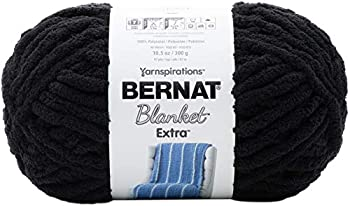 Bernat Black Blanket Extra