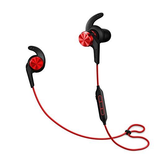 Audífonos para oídos, con conexión Bluetooth iBFree de 1MORE N/A Verde