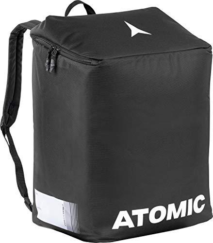 Atomic, Borsa per scarponi e casco da sci, 35 Litri, 34 x 41 x 25 cm, Poliestere, Boot & Helmet Pack, Nero, AL5045920