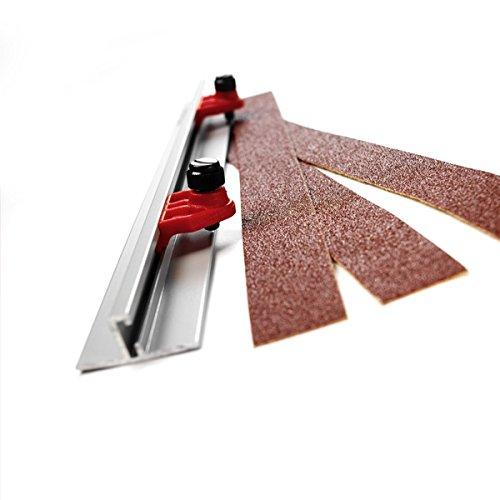 Multi-Sharp 1113 Afilador de Cuchillas para Cortacésped de Cilindros FISKARS de 46cm