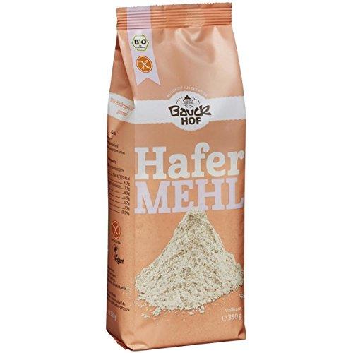Bauckhof Hafer-Vollkornmehl, glutenfrei (350 g) - Bio