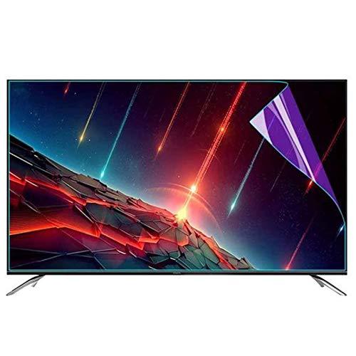AJDGL Protector de Pantalla de TV Anti luz Azul para TV de 32-60 Pulgadas, película Protectora de Pantalla LCD antideslumbrante, Alivia la Fatiga Ocular,40'(875 * 483mm)