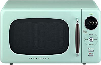 WINIA WOR07R3ZEM Countertop Microwave Oven, 0.7 Cu. Ft, Mint