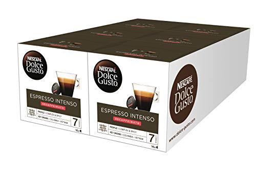 Capsulas De Cafe Dolce Gusto Descafeinado Marca Nescafé Dolce Gusto