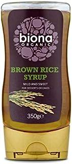 Biona Organic Rice Syrup 350g, 350 g